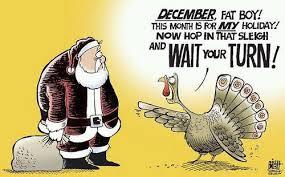 Thanksgiving hijacked!
